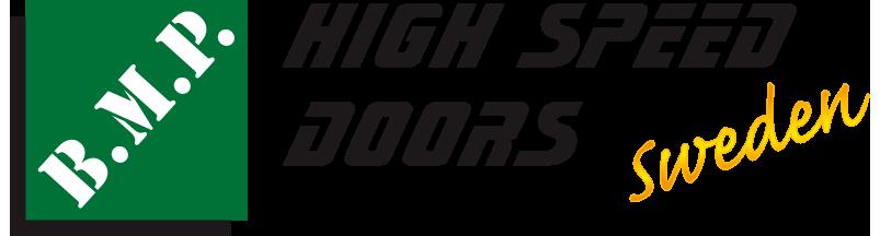 Highspeed doors